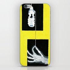 Yellow X-Ray iPhone & iPod Skin