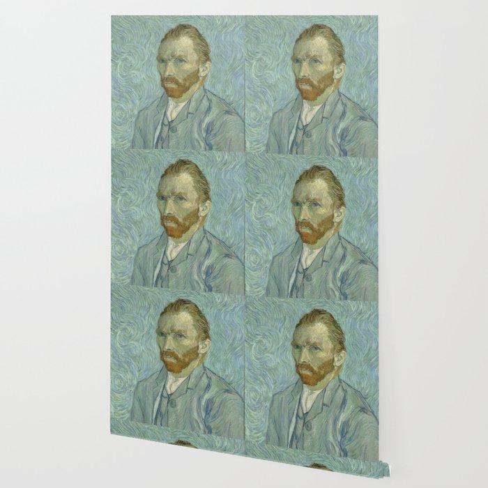 Vincent van Gogh - Self Portrait Wallpaper