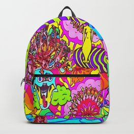 Brace For Impact Backpack