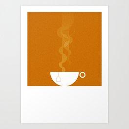 Cuppa Tea? Art Print