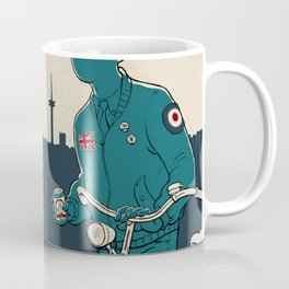 On yer bike : Fahrradmod Cover Coffee Mug