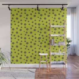 DOTS AND SPOTS Wall Mural