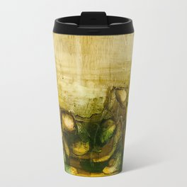 Abstract Thinking  Travel Mug