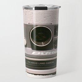 The Button, 1981 Travel Mug