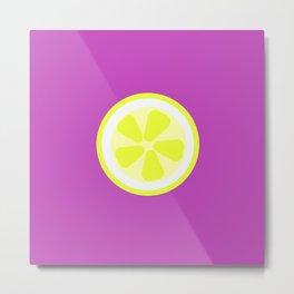 limon+ Metal Print