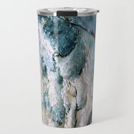 Abalone Abstract Travel Mug