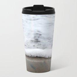 Sea Foam Blues Travel Mug