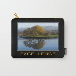 Inspirational Excellence Carry-All Pouch