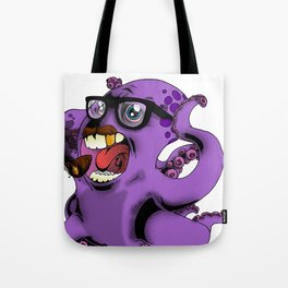 Flight of the Octopus - Mob's Accountant Version Tote Bag