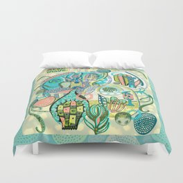 My Tiny Universe. Duvet Cover
