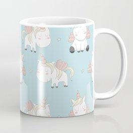 Pegacorn - Mint Blue Coffee Mug