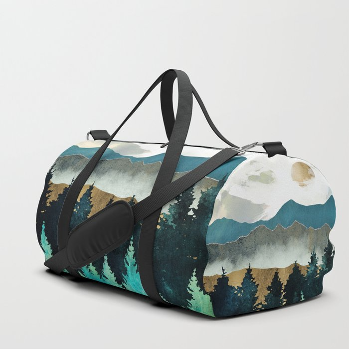 Forest Mist Duffle Bag