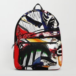 Halloween beauty devil Backpack