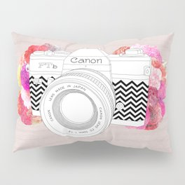 BLOOMING CAN0N Pillow Sham
