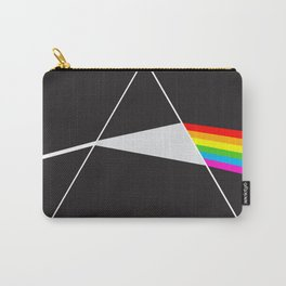 Pink floy d triangle Carry-All Pouch