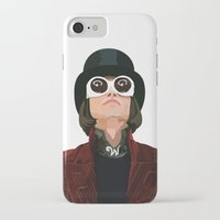 willy wonka iPhone & iPod Cases featuring Willy Wonka by Natalié Art&Living