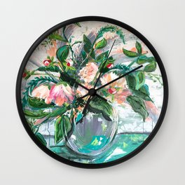 Katherine's Joy Wall Clock