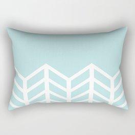 TIFFANY CHEVRON Rectangular Pillow