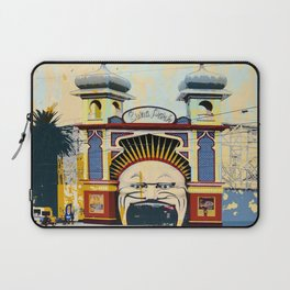 Luna Park in St.Kilda Laptop Sleeve