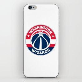 Wizards Logo iPhone Skin