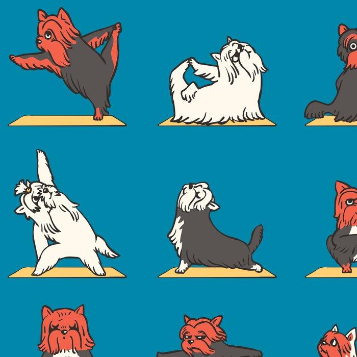 Yorkshire Terrier Yoga Leggings