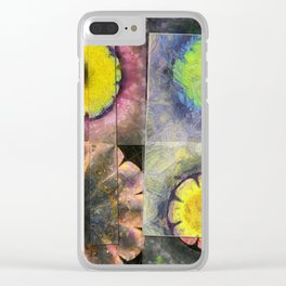 Vanguards Formation Flower  ID:16165-120047-43201 Clear iPhone Case