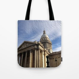 Pantheon (Paris) Tote Bag