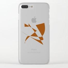 Endure Innovate Evolve Flourish Clear iPhone Case