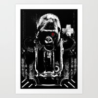 minion Art Prints featuring Minion by Tee Project