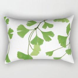 Ginko leaves Rectangular Pillow