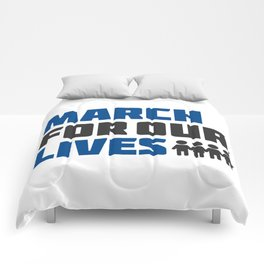 March For Our Lives Comforters