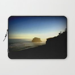 Alone in Time! Laptop Sleeve
