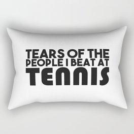 Tennis gifts for mom Rectangular Pillow