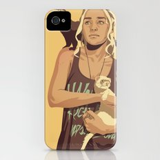 80/90s - Dae T. iPhone (4, 4s) Slim Case