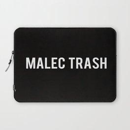 Malec Trash Laptop Sleeve