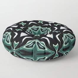 Oriental mandala 2 Floor Pillow