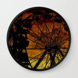 Sillhouette Wall Clock