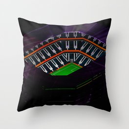 The Venitian Throw Pillow