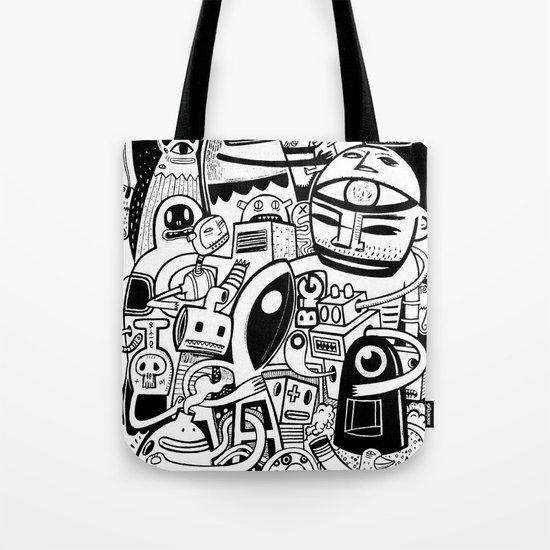 BIG - BW Tote Bag
