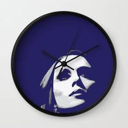 Fairouz - Pop Art Wall Clock