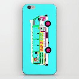BUS (Colorway B) iPhone Skin