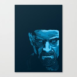 Walter White (Breaking Bad) Canvas Print