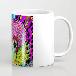 Bulb Brain Critic Destroyer Coffee Mug