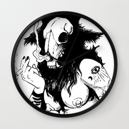 Muse III Wall Clock