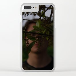 The Beast Clear iPhone Case
