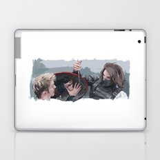 the kind you stop Laptop & iPad Skin