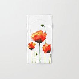 Poppy Love Hand & Bath Towel