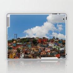 Colorful City Laptop & iPad Skin