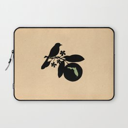 Florida - State Papercut Print Laptop Sleeve