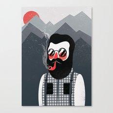 Mountaineer Canvas Print